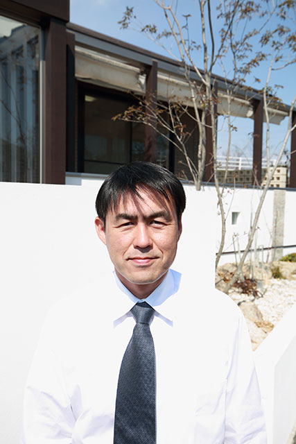 KAWATE YUTAKA <代表取締役 河手 豊>