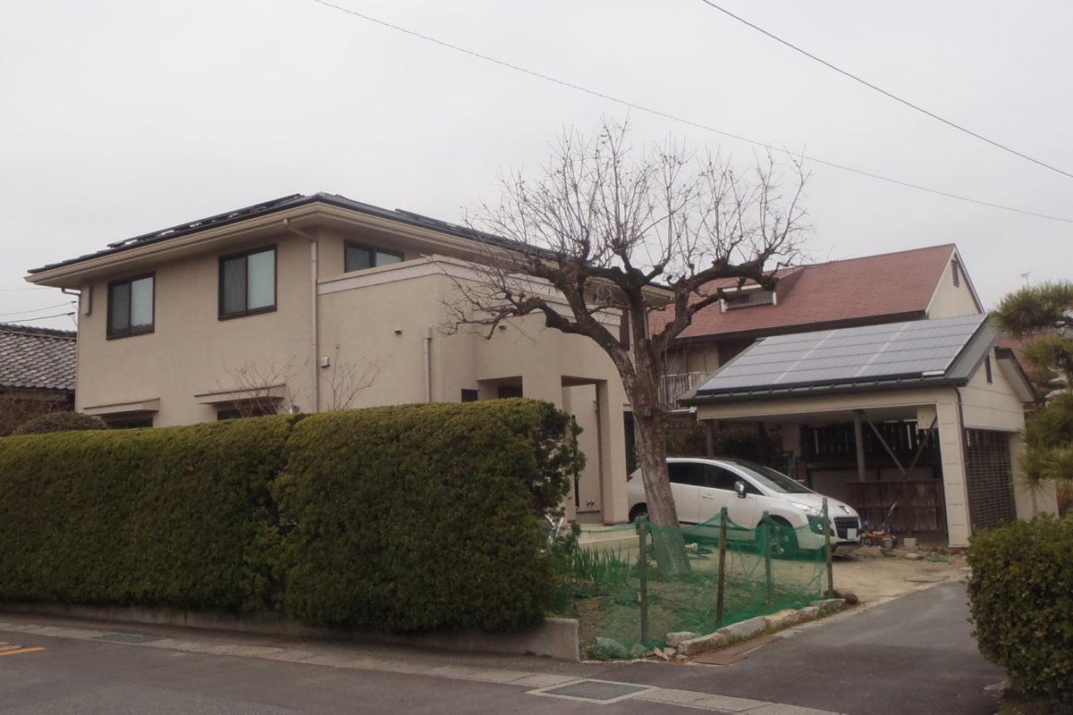 ♯113 シンプル・クローズ外構 T様邸(岡山市)