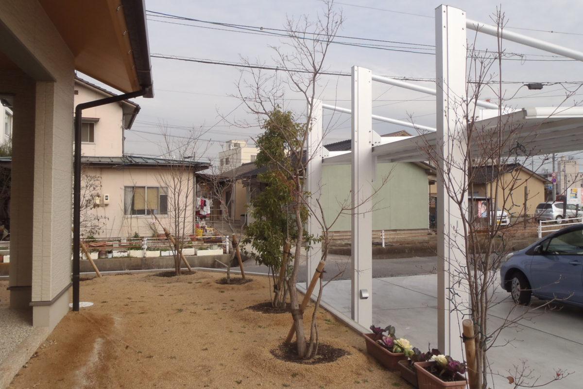 ♯119 和庭・リフォーム外構 Y様邸(倉敷市)-1