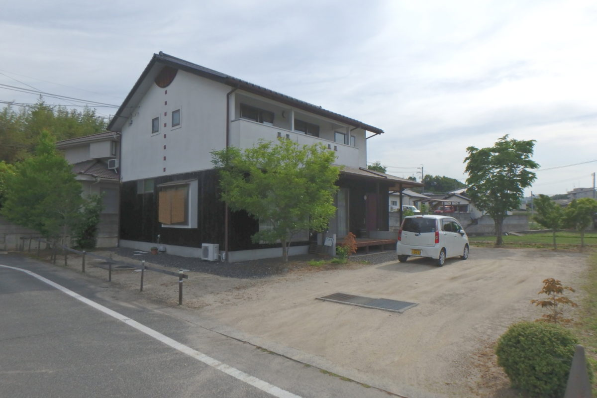 ♯131 リフォーム外構 H様邸(浅口郡)-1
