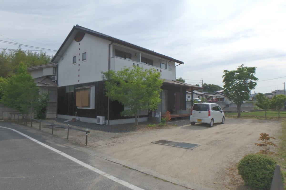 ♯131 和モダン・リフォーム外構 H様邸(浅口郡)-1