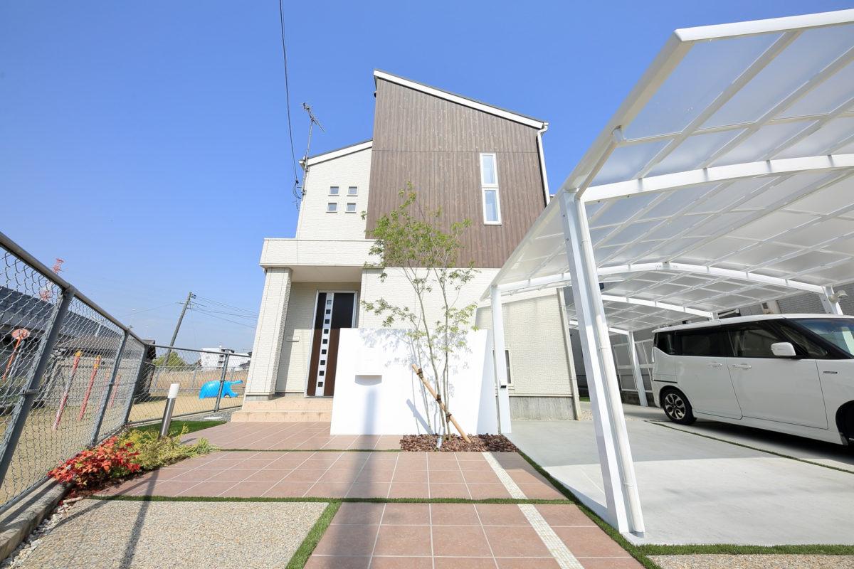 ♯156 ガーデンルーム・ナチュラル外構 Y様邸(倉敷市)-2