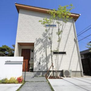 ♯158 シンプル外構 H様邸(倉敷市)-1