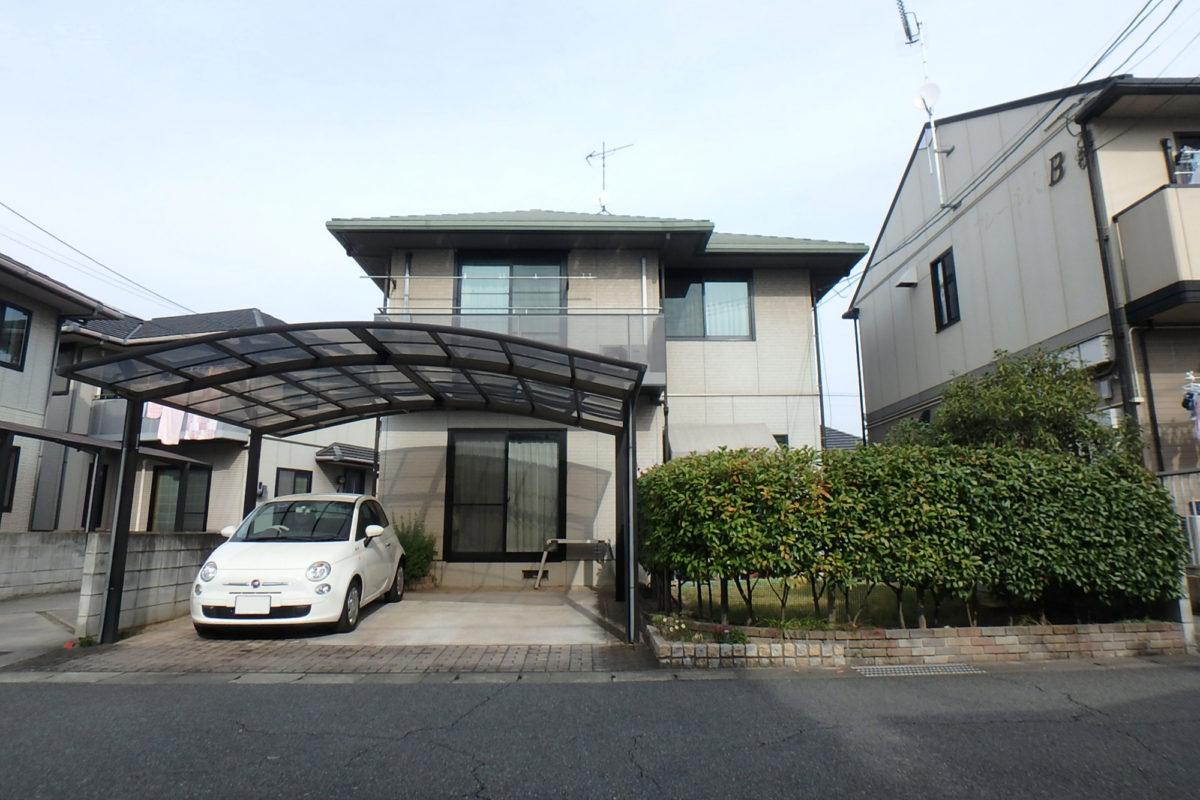 ♯160 リフォーム外構 K様邸(倉敷市)-1