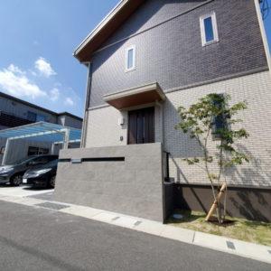 シンプル・リフォーム外構 倉敷市 Y様邸