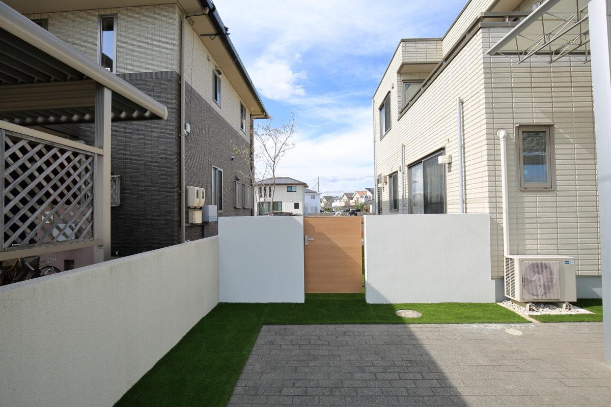 ♯171 ガーデン・リフォーム外構 N様邸(倉敷市)